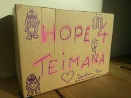 Hope 4 Teimana