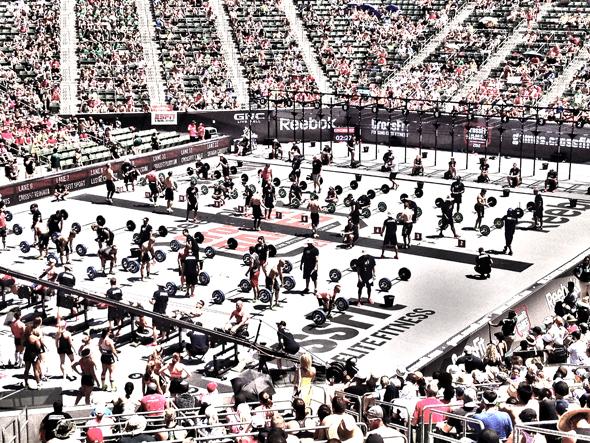 CrossFit World