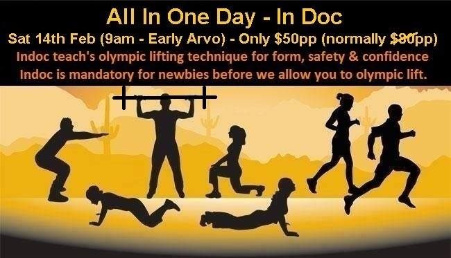 All In One Day InDoc (14 Feb)